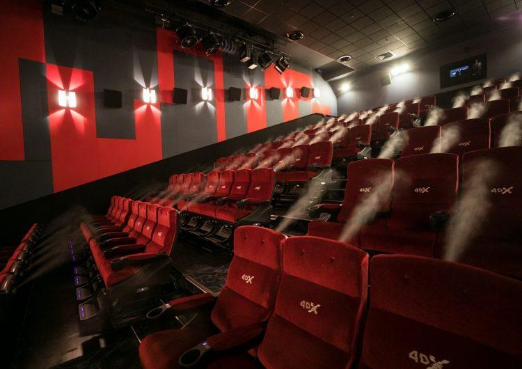 Cinema City deschide prima sală 4DX la Cluj-Napoca