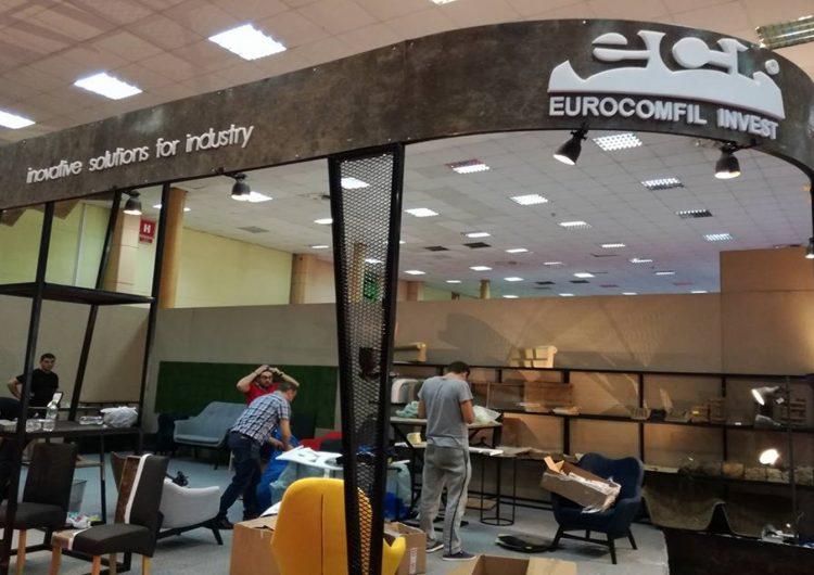 Eurocomfil Târgu Lăpuș a produs mobilă de 10 milioane de euro