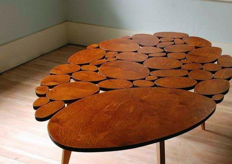 Frații Giurgiu de la Creative Concept anticipează vânzări de 450.000 de euro din producția de măsuțe din lemn