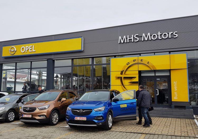 MHS Motors Târgu Mureș devine partener al Opel